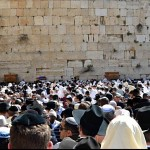 "Bénédiction sacerdotale au Mur occidental, Pessah. ברכת הכהנים בכותל, פסח תשע""ג"