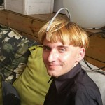 Neil Harbisson, cyborg.