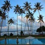 Beach stay at Wadduwa