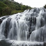 Baker's fall, Horton plains national park